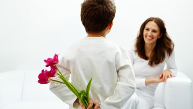 How Did Giving Flowers for Mother's Day Originated