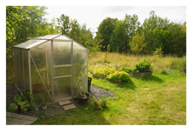 Mitt växthus