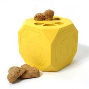 Puppy Biscuit Block Dog Toy