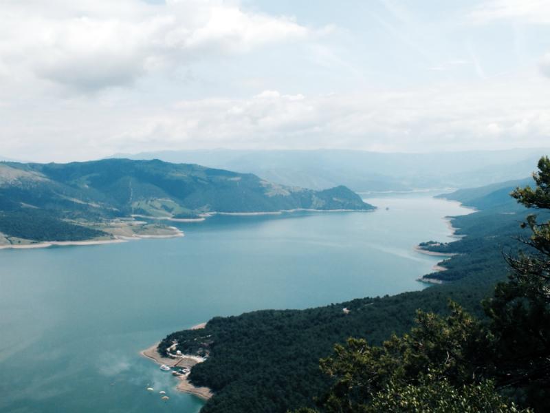 Altınkaya Barajı, Vezirköprü, Samsun