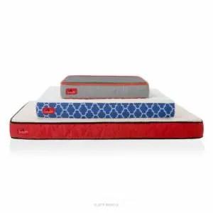 BRINDLE Waterproof Designer Memory Foam Pet Bed Review
