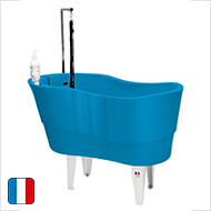 dog bath bath spa massage vivog iii