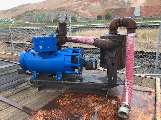 oilfield Water Pump : Dogface Heavy Equipment Sales