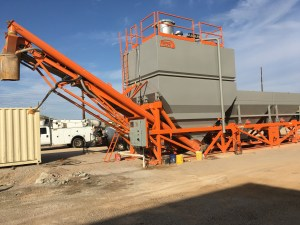 used Axiom cement mix plant-1