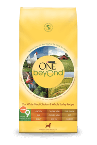 Purina One Beyond Chicken and Barley