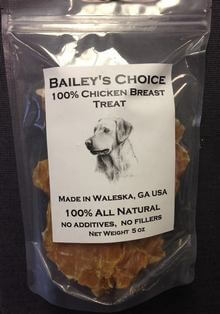 Baileys Choice Dog Treats