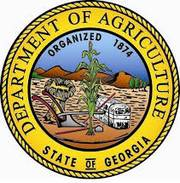Georgia Department of Agriculture Logo