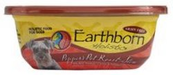 Earthborn Holistic Pepper's Pot Roast Stew Moist Grain-Free Wet Dog Food