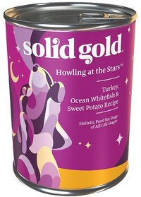 Solid Gold Howling at the Stars Canned Grain-Free Wet Dog Food