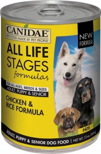 Canidae All Life Stages Chicken and Rice Formula