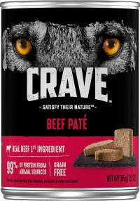 Crave Beef Pate