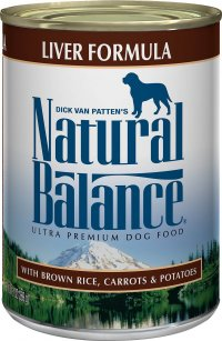 Natural Balance Ultra Premium Liver Formula