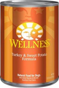Wellness Complete Health Turkey and Sweet Potato