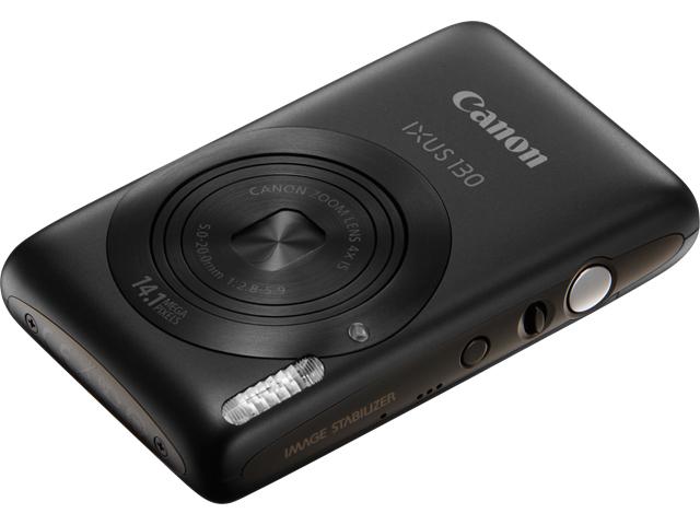 Canon IXUS 130 black