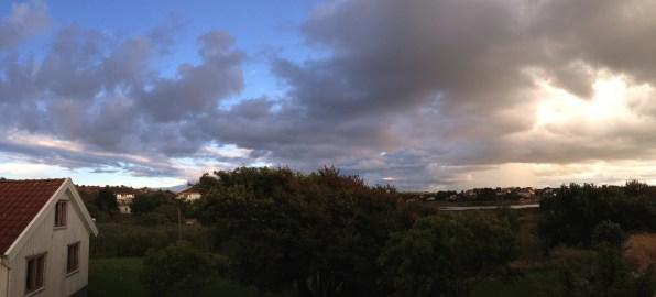 Många väderbilder blir det...