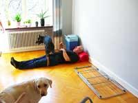 Flytthjälpen tar det eazy