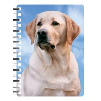 030717115723 3D Notebook Labrador Yellow 1