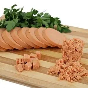 604565018588 JR 100% Healthy Pure Chicken Paté - Serving Suggestions.