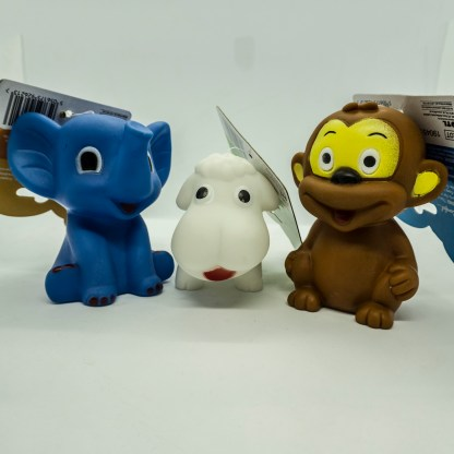 Cooper and Pals Squeaky Animals