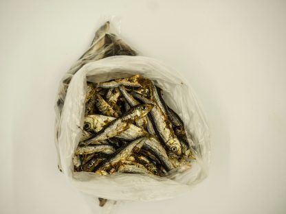 634158950599 JR 100% Healthy Dried Baltic Sprats