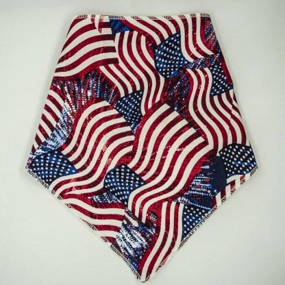 Flag American Stars and Stripes Small Bandana