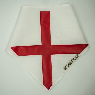 Flag England St George Medium Bandana