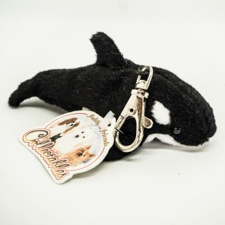 Orca Hanging Mini Cuddly