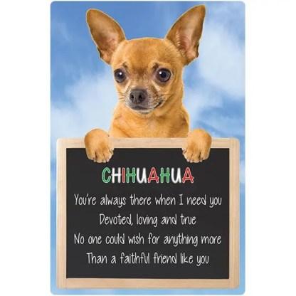 030717117246: 3D Hangable Verse Chihuahua Short Hair