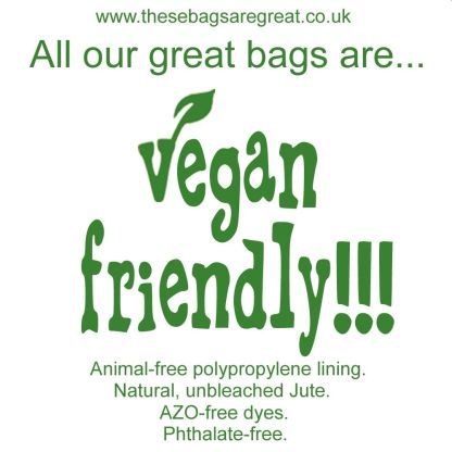 Vegan Friendly Bag