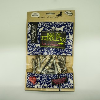 610696120335 Green & Wild's Bag of Tiddlers 75g