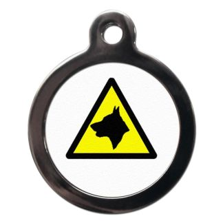 Guard Dog CO48 Comic Dog ID Tag