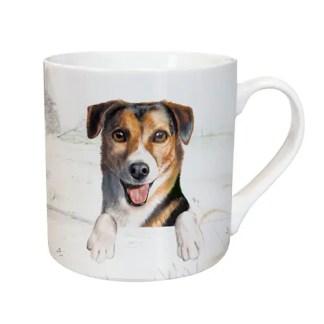 017680050695 Jack Russell Tarka Mug