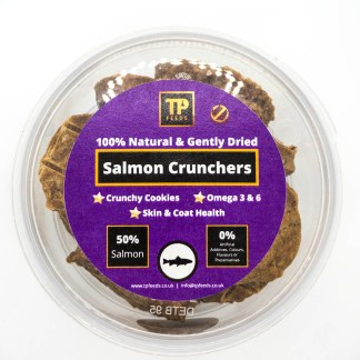 TP Feeds Salmon Crunchers 50g