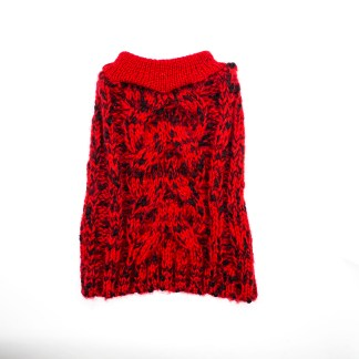 Red Black Jumper DJ10