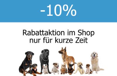 Rabattaktion für Hundebetten
