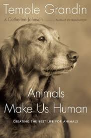 Animals Make Us Human Book Cover