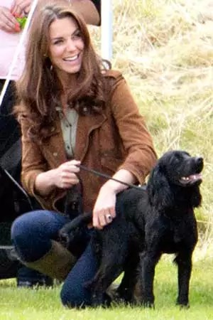 Kate and Lupo