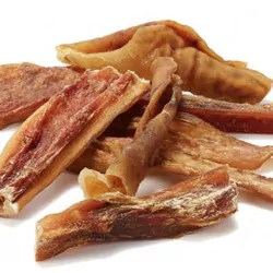 Air Dried Beef Scalp> A Stunning Long Lasting Treat For All Dogs