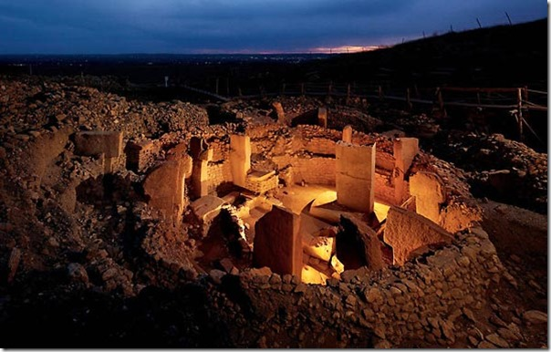 Gobeklitepe night