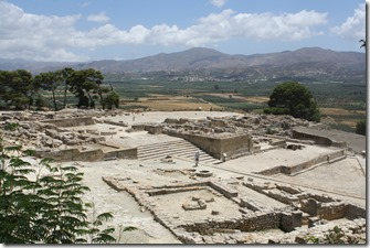 Phaistos Site