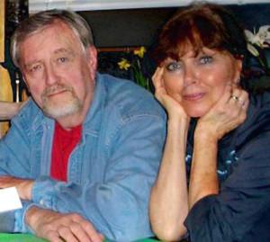 Brad y Sherry Steiger