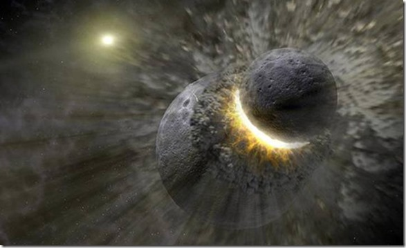 choques luna-NASA