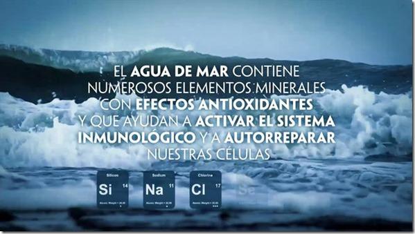 propiedades agua de mar