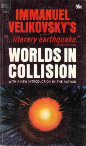 "Portada del libro ""Worls in Collision"""