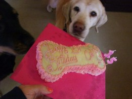Happy birthday Chloe!