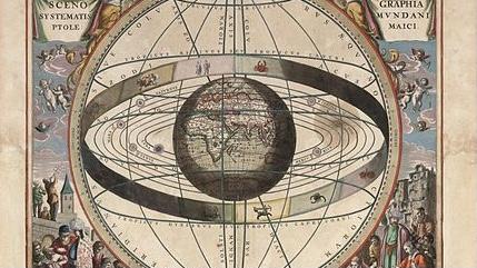 Le teorie astronomiche e cosmografiche di Dante – Le fonti