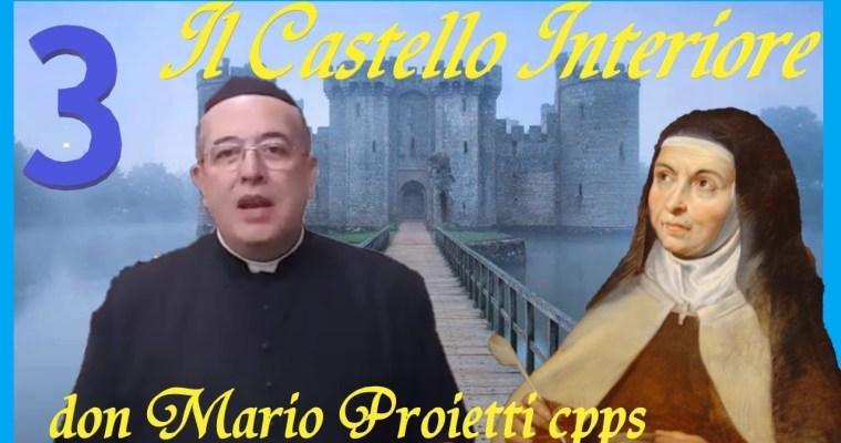 Castello Interiore, II, 1/2