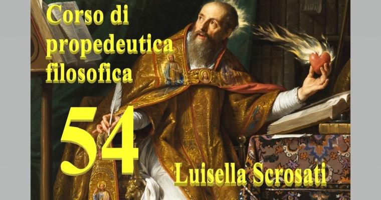 Gnoseologia 23 – Verità mediatamente evidenti (3)