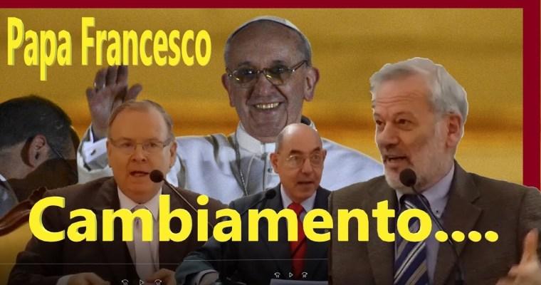 """Il """"Cambio di paradigma"""" di Papa Francesco (1)"""