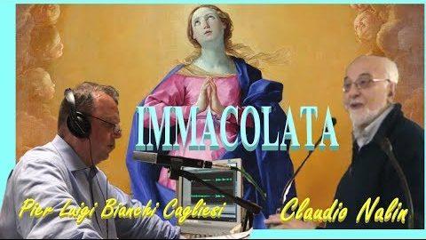 IMMACOLATA – conversazione con Claudio Nalin